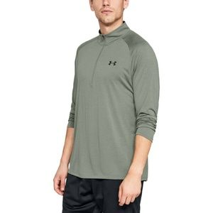 UNDER ARMOUR Tech 2.0 Size 3XL 1/2 Zip Shirt  NWT